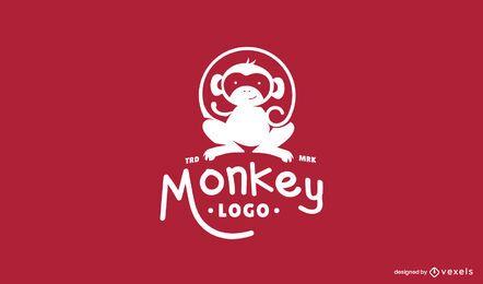 Affen-Logo-Design