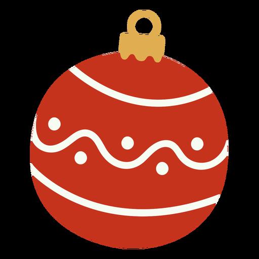 Christmas ornament decoration Transparent PNG