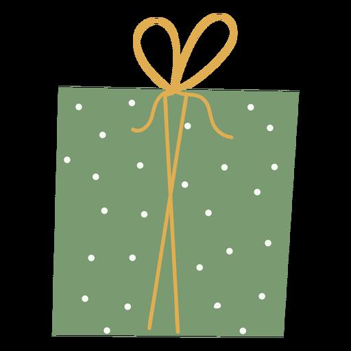 Christmas present flat