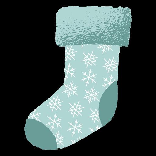 Decoration santa claus sock