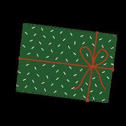 Geschenk Weihnachten Illustration Design