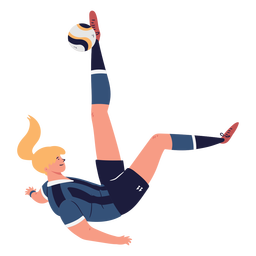 Goalie soccer player female
