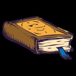 Ilustração de livro de Hanukkah Torá