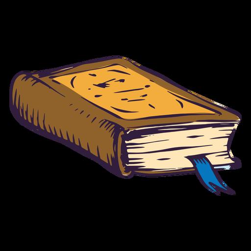 Ilustración del libro de Janucá Torá Transparent PNG