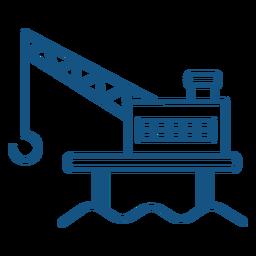 Carrera de maquinaria de elevación pesada