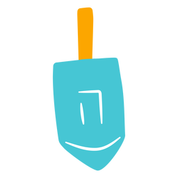 Jewish dreidel doodle