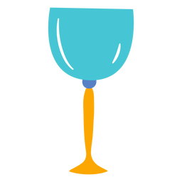 Doodle judeu de copo Kidush