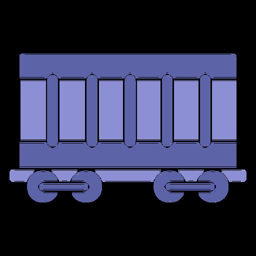 Icono de silueta de veh?culo de carga