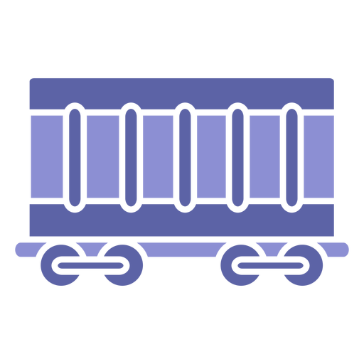 Load vehicle silhouette icon Transparent PNG