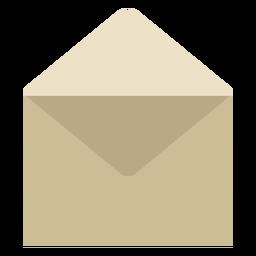 Envelope aberto