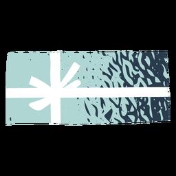 Present box surprise illustration