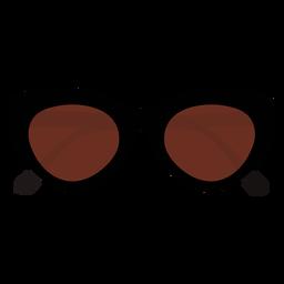 Gafas de sol rectangulares estilo planas