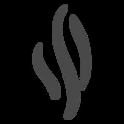 Ícone de fumaça de fumaça