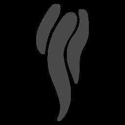 Ícone de fios de fumaça