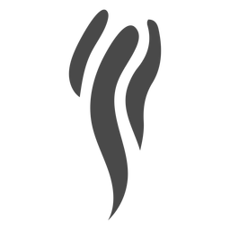 Smoke strands icon