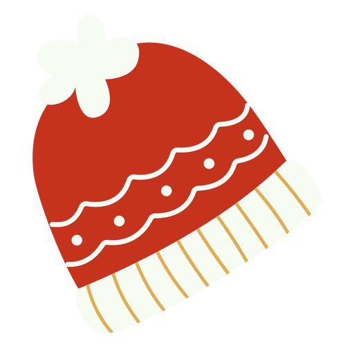 Snow hat christmas style