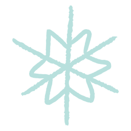 Snowflake illustration snowflake