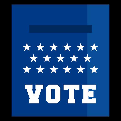 Diseño de elecciones de voto Stary