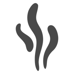 Strands smoke shapes icon
