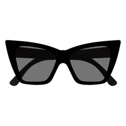 Sunglasses flat design