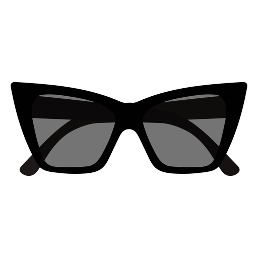 Sunglasses flat design Transparent PNG