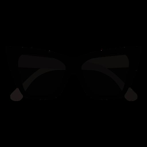 Sunglasses flat design