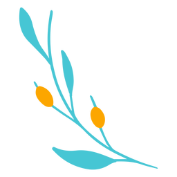 Traditional olive plant design