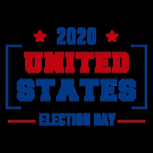 Cotización del día de las elecciones de estados unidos
