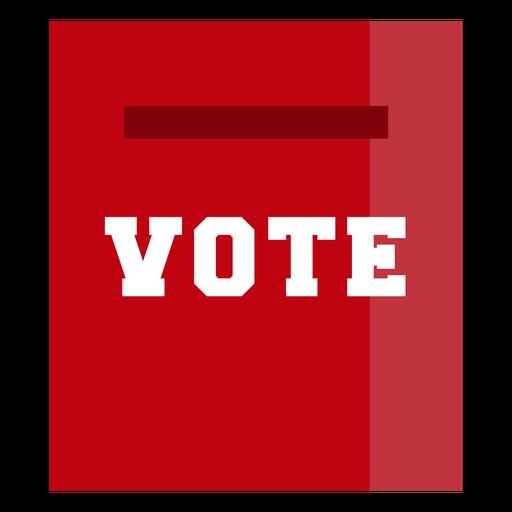 Diseño de elecciones de página de votación