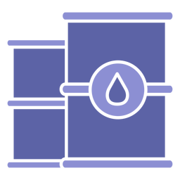 Water containers silhouette design