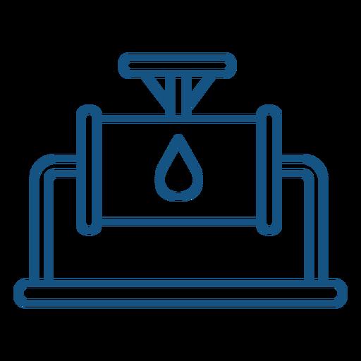 Movimiento de la industria de maquinaria de agua