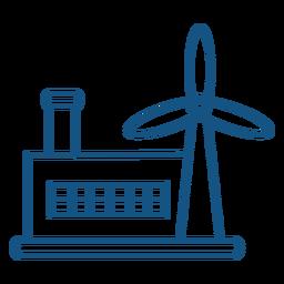 Carrera de la industria de energía eólica