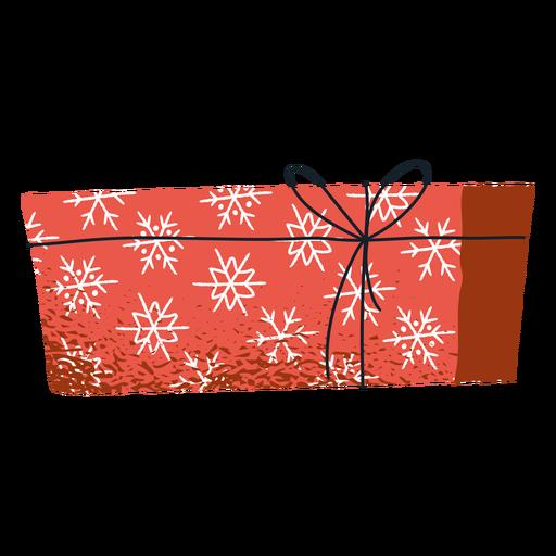 Paquete de regalo de sobres de invierno