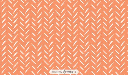 Diseño de patrón de trazos de pincel pequeño