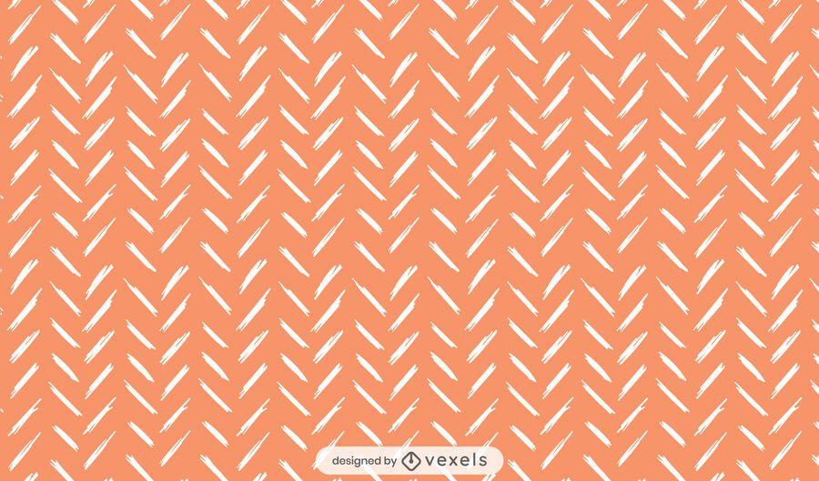 Little brush strokes pattern design