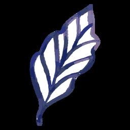 Folha de aquarela traço