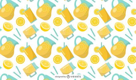 Lemonade pattern design
