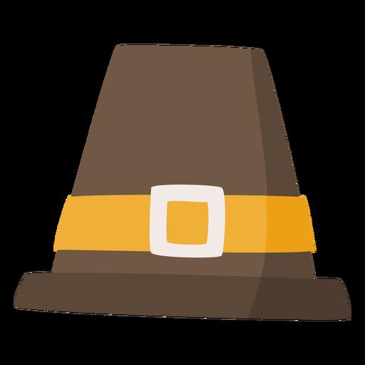 Sombrero de peregrino peregrino plano