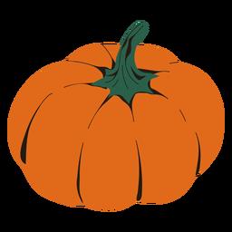 Ilustración de vegetales de calabaza