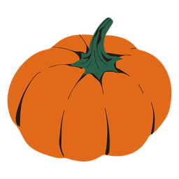 Pumpkin vegetable illustration
