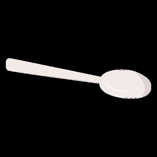 Silver spoon flat