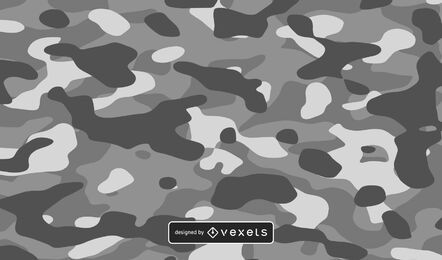 Grey Camo Texture Background