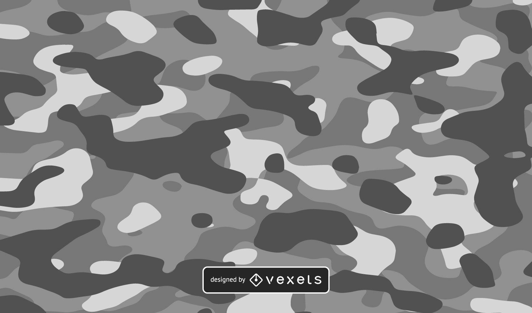 Grey Camo Texture Background