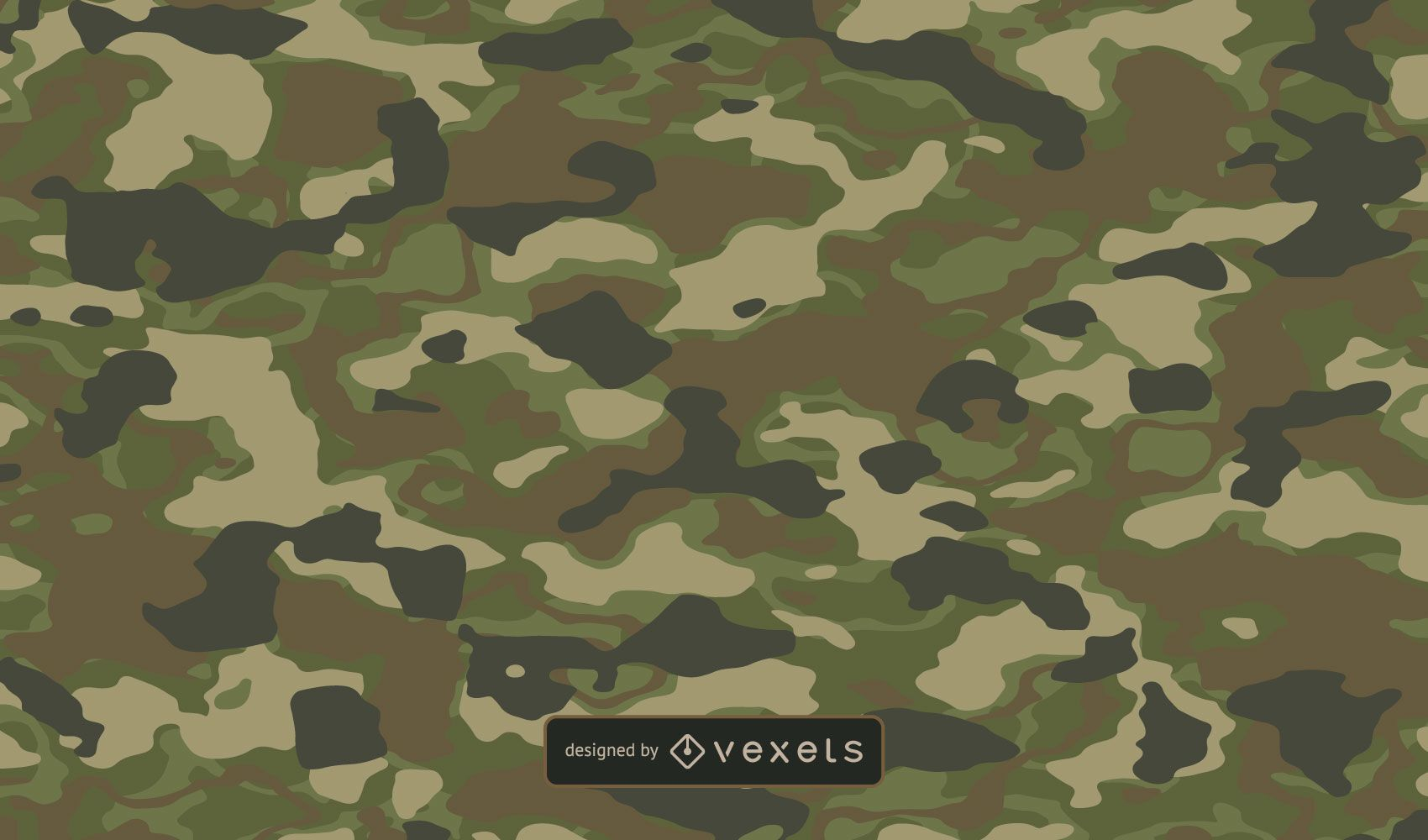 Grüner Camo-Textur-Hintergrund