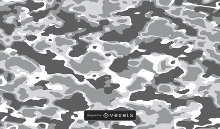 Gray Camo Texture Wallpaper