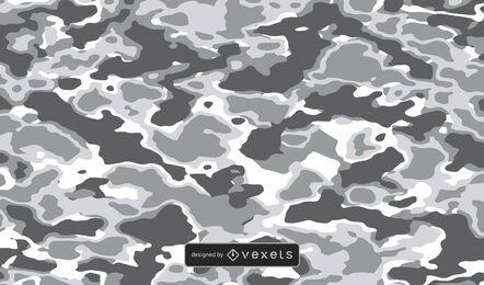 Papel de parede de textura cinza camo