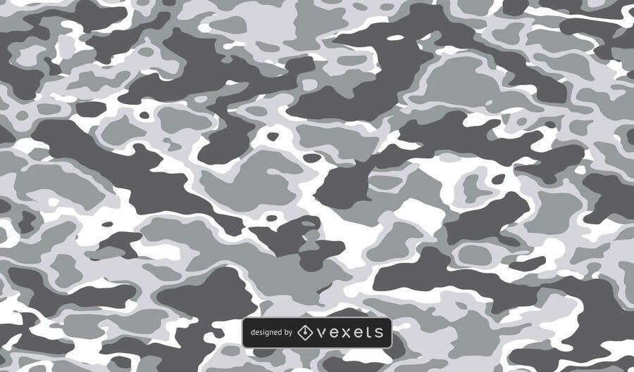 Gray Camo Texture Wallpaper