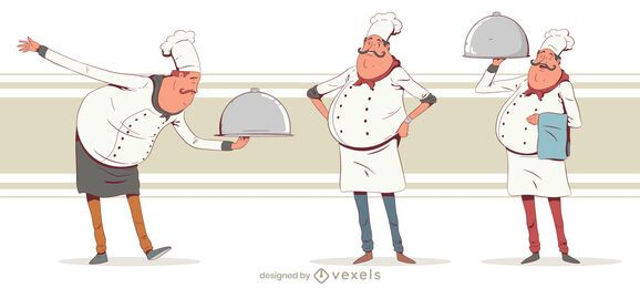 Chef People Design Pack