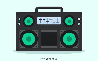 Music system set