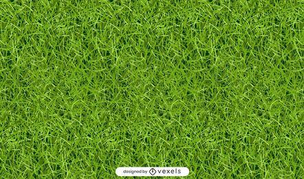 Design de padrão de grama verde